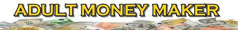 Adult Money Maker Logo